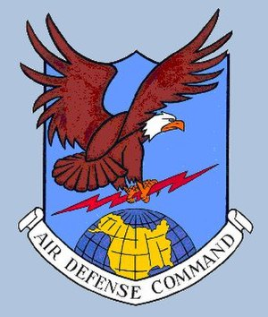34th Air Division - Image: Airdefensecommand logo