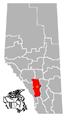 Airdrie, Alberta Location.png