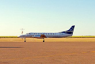 Airnorth - Airnorth Fairchild Metro 23 at Kununurra Airport