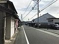 Akama-shuku in Munakata, Fukuoka 1.jpg