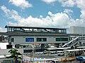 Akamine Station of Okinawa monorail.jpg