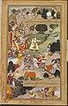 Akbar pilgert nach Ajmer.jpg