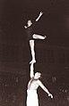 Akrobatska predstava Roze Kuznjecove in Anatolija Bajkova v Mariboru 1961.jpg