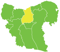 al-Bab District in Syria
