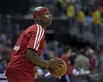 Al Harrington Wizards