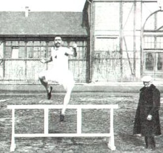 Hungary at the 1896 Summer Olympics - Alajos Szokolyi