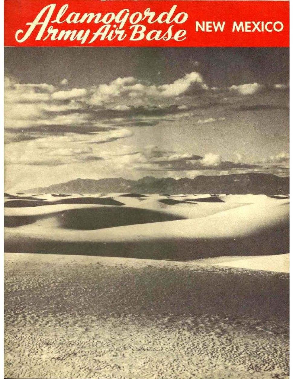 Alamogordo Army Airfield New Mexico photo pictorial.pdf