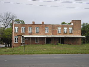 National Register of Historic Places listings in Dougherty County, Georgia - Image: Albany District Pecan Growers