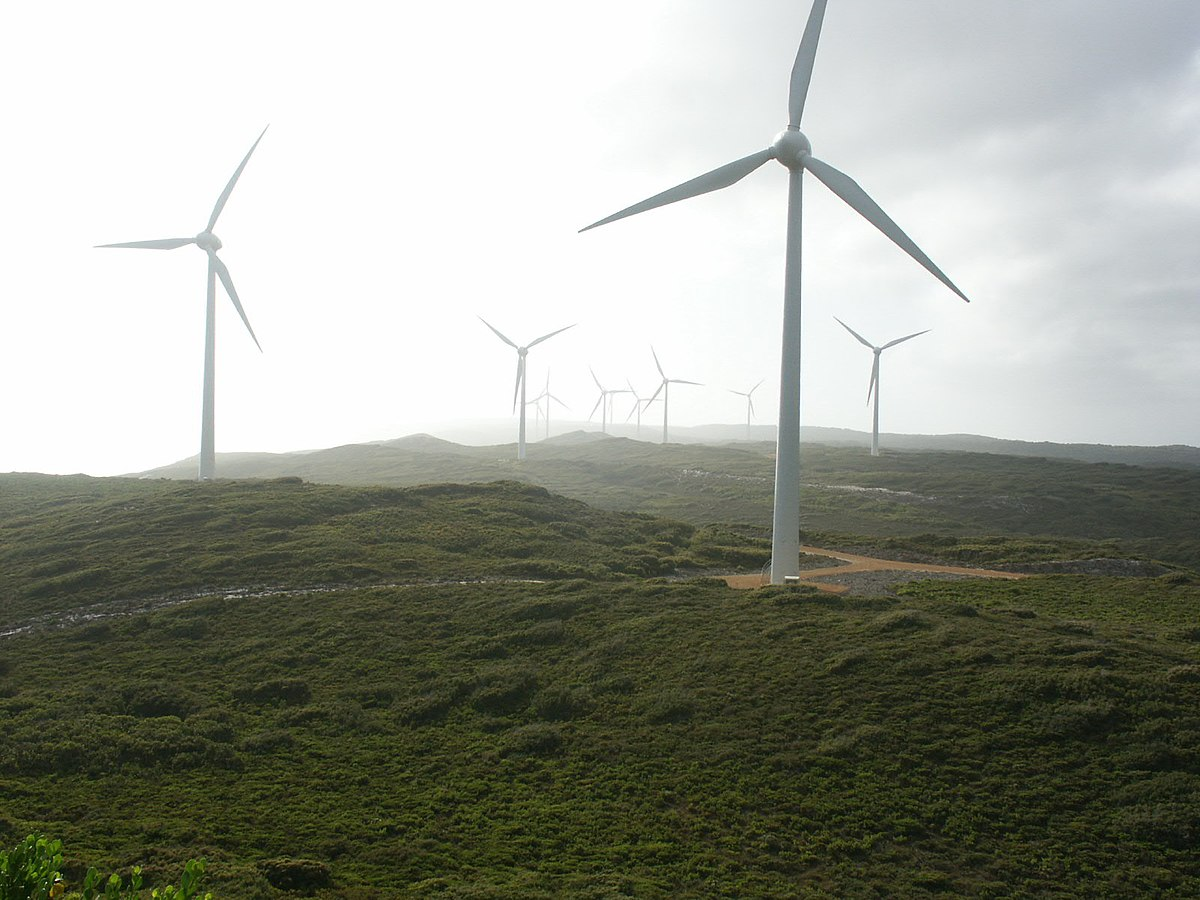 albany wind farm wikipedia