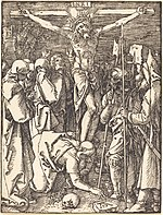 Albrecht Dürer, The Crucifixion, probably c. 1509-1510, NGA 6774.jpg