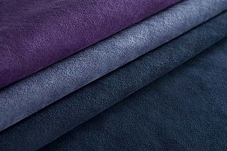 Alcantara (material) Suede-like synthetic textile