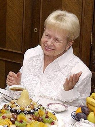 Aleksandra Pakhmutova - Image: Aleksandra Pakhmutova
