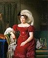 Alexandre Jean Dubois-Drahonet - Portrait of Lucretia Johanna van Winter - six 08.jpg