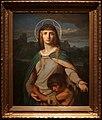 Alexandre cabanel, santa monica in un paesaggio, 1845.jpg