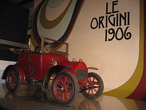 Alfa Romeo Museum - Image: Alfa Romeo Storico