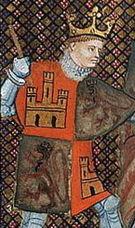 Alfons XI. -  Bild