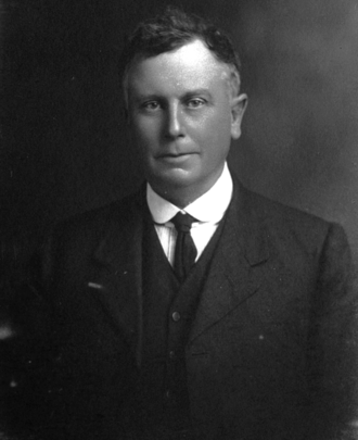 New Zealand general election, 1911 - Image: Alfred H. Hindmarsh