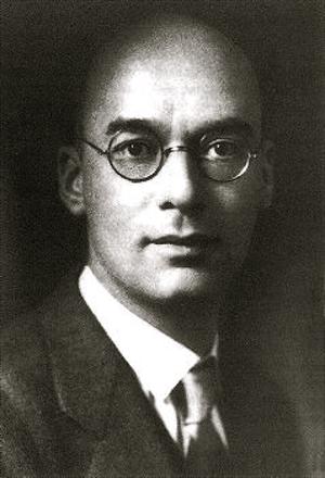Alfred Landé - Alfred Landé in 1940
