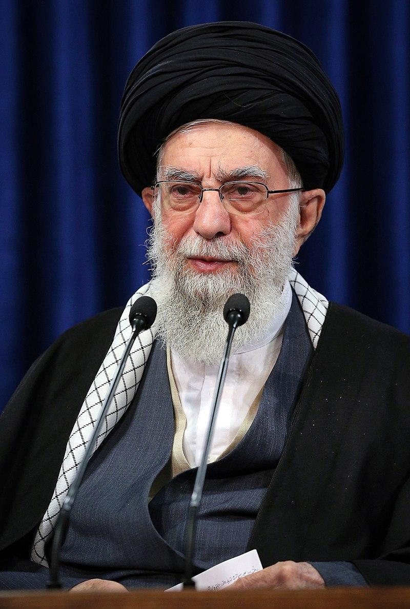 Ali khamenei in January 2021.jpg