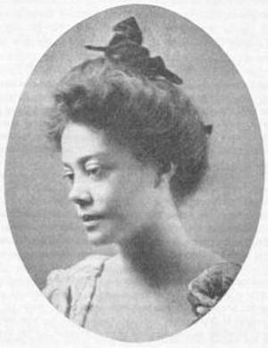 Alice Dunbar Nelson - Image: Alice Dunbar Nelson