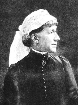 Florence Nightingale Faculty of Nursing and Midwifery - Image: Alice Fisher b.1839