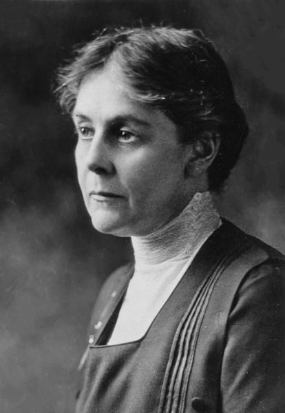 Dr. Alice Hamlton