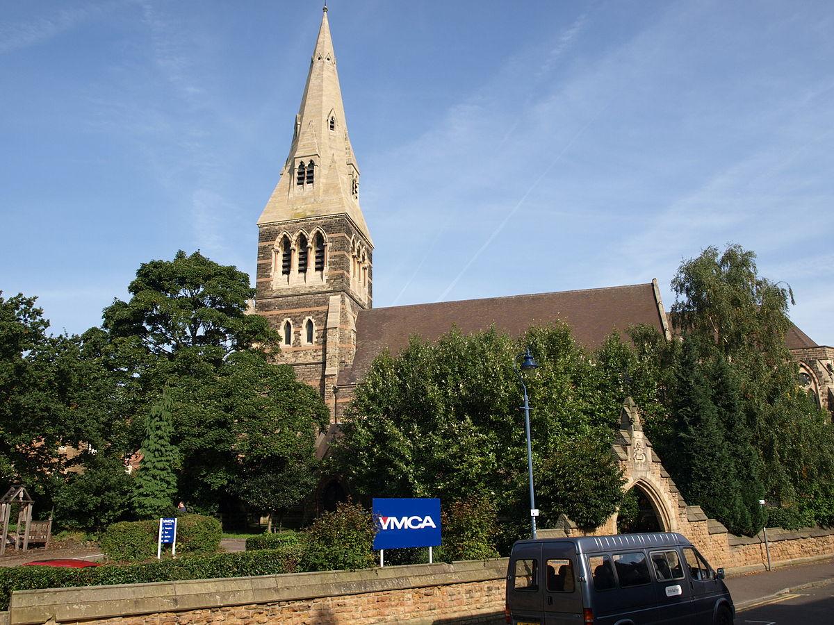 all saints u0026 39  church  nottingham
