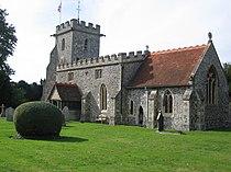 All Saints Church, Buckland - geograph.org.uk - 1201448.jpg