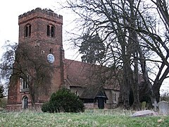 All Saints Church - Epping Upland, Essex - geograph.org.uk - 143265.jpg
