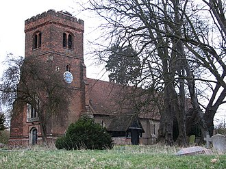 Epping Upland - Image: All Saints Church Epping Upland, Essex geograph.org.uk 143265
