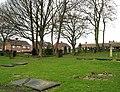All Saints Graveyard - Ackton Lane - geograph.org.uk - 1194376.jpg