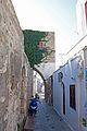 Alley in Lindos, Rhodes 2.jpg