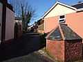 Alley off Ashfield Road, Torquay - geograph.org.uk - 356234.jpg
