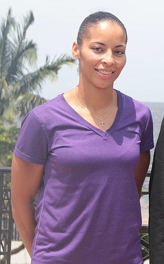 Allison Feaster - Feaster in 2014.
