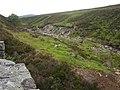 Allt Slanaidh below Meall Chlaonain - geograph.org.uk - 482963.jpg