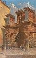 Alois Schönn Säulenwerk in Torre dei Conti.jpg