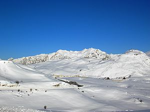 Venetian Prealps - Monti Lessini in winter