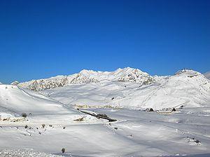 Bosco Chiesanuova - Image: Alta Lessinia in inverno