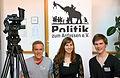 Altenzentrum Karl Flor, Familienkonferenz Wettbergen, (048) Politik zum Anfassen e.V., Team Kasimir Zeeden, Mareke Heyken und Leon Siekmann.jpg
