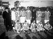Alumni Athletic Club - Wikipedia, la enciclopedia libre