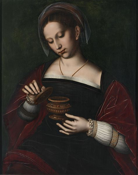 File:Ambrosius Benson - Mary Magdalene - WGA1890.jpg