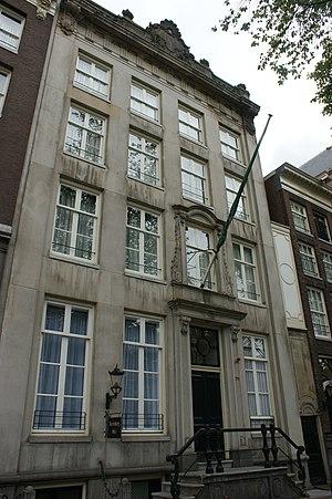 Jean de Neufville - Saxenburg, Keizersgracht 224