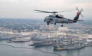 Naval Base San Diego US Navy installation in San Diego, California, United States