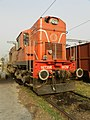 An extra rail in the front just like the other end - Flickr - Dr. Santulan Mahanta.jpg