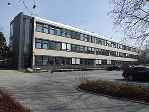 German Research Institute for Public Administration - GRIP building at the DHV Speyer campus