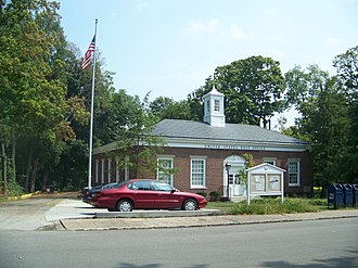 Anchorage, Kentucky - Anchorage Post Office