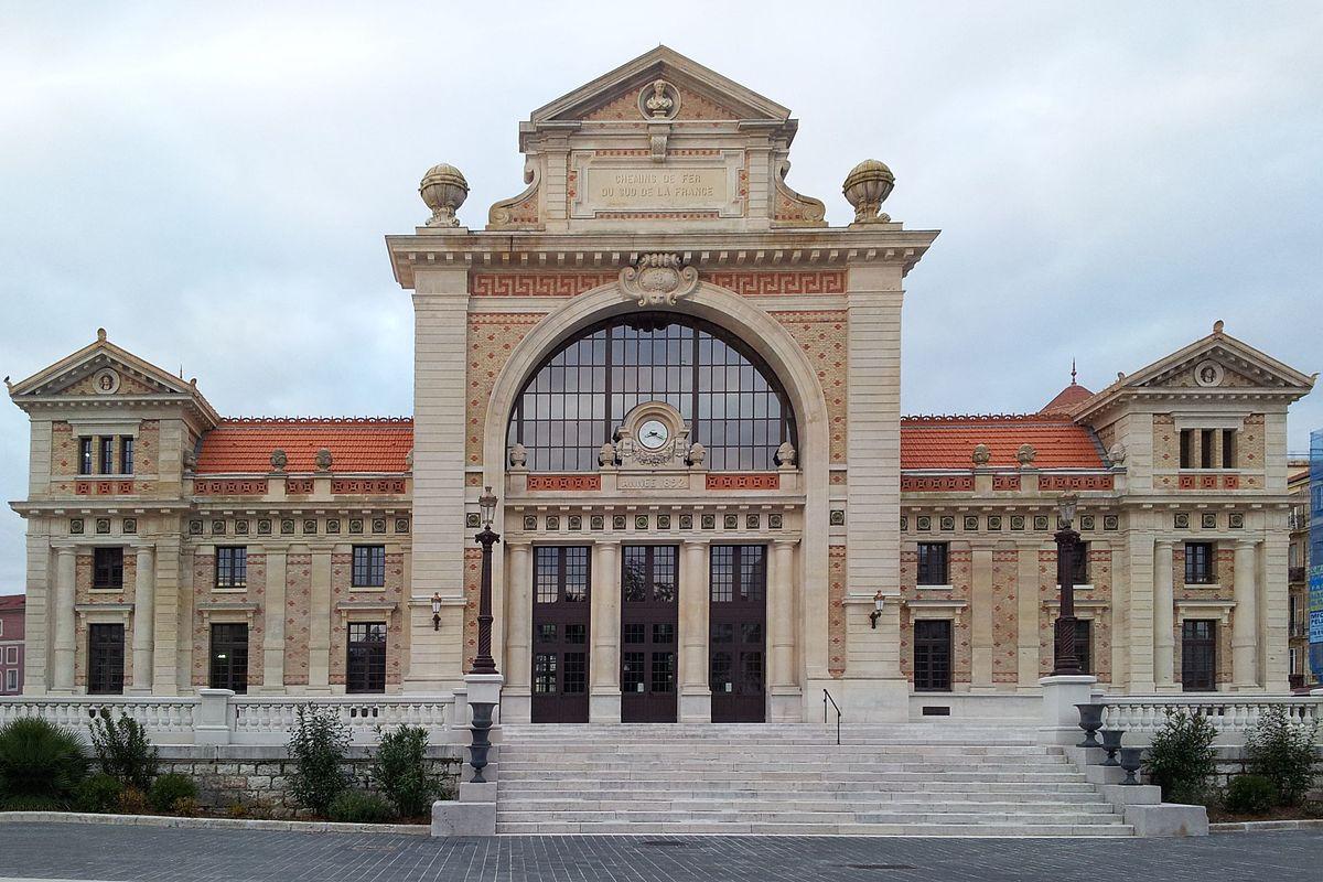 Gare du sud wikip dia for Garage de la gare bretigny