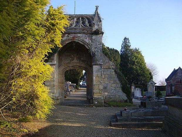 Monument historique à Houlgate