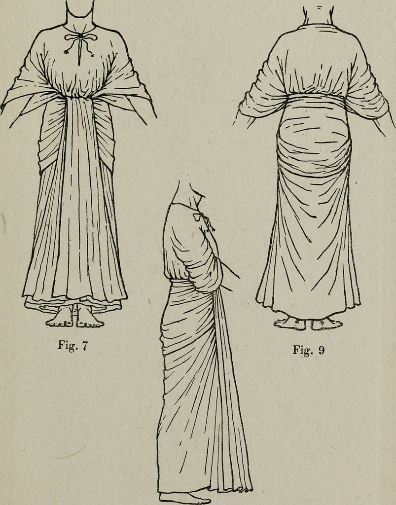 Ancient Median Dress And Fashion