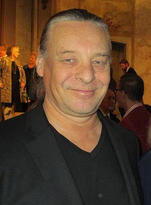 Anders Eljas - Eljas at the Ulriksdal Palace theater in Sweden in 2015.